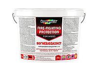 Огнебиозащита для дерева Kompozit (бесцветный концентрат 1:10) 3 кг
