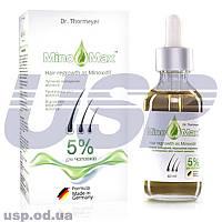 MinoMax  5% (МиноМакс 5%) миноксидин средство для роста волос от от потери волос ТОВ Миноксидил груп