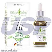 MinoMax  10% (МиноМакс 10%) миноксидин от выпадения волос для быстрого роста волос ТОВ Миноксидил груп