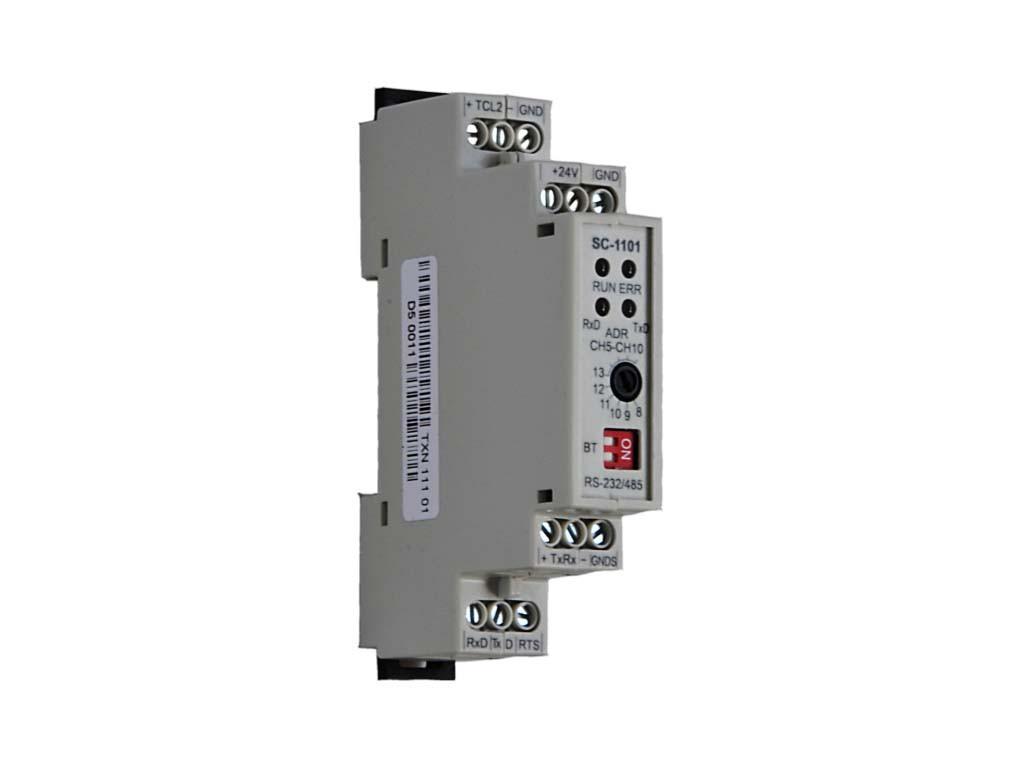 Коммуникационный модуль SC-1101 для RS-232/485