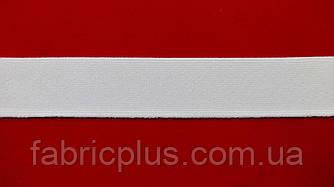 Резинка  3 см белая  Белорусская