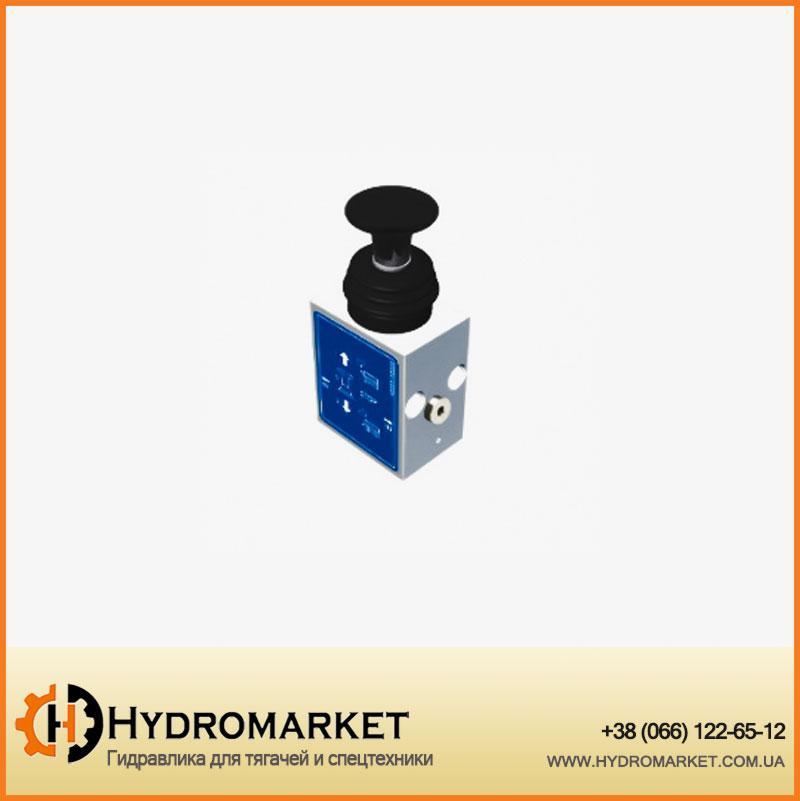 Четырехлинейный трехпозиционный клапан управления Push-pull OMFB