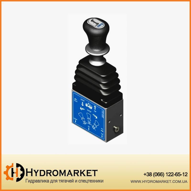Джойстик OMFB с боковымисоединениями (кран подъема кузова)