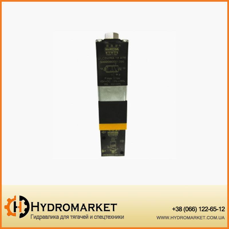 Пневматичний соленоїдний (Електромагнітний) клапан OMFB DC 24В