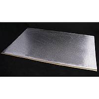 Теплоизоляция шумоизоляция авто Splen 8 F фольга  (Сплен 8 мм) 800х500х8