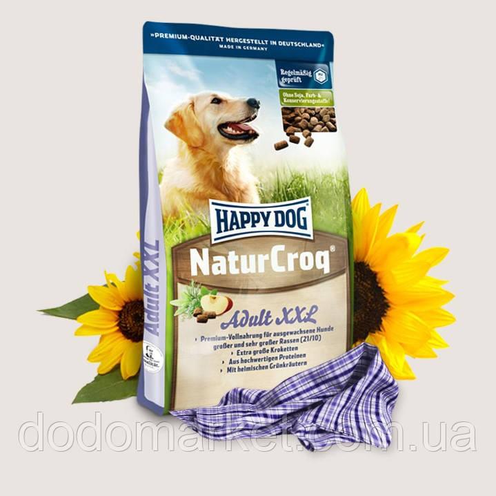 Сухой корм для собак Happy Dog NaturCroq XXL 15 кг
