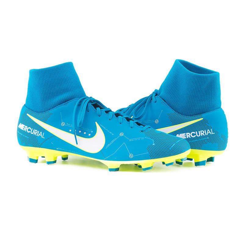 508ab4420 Бутсы пластик Футбольные бутсы Nike Mercurial Victory VI DF Neymar FG 921506 -400(01-07-05) 43