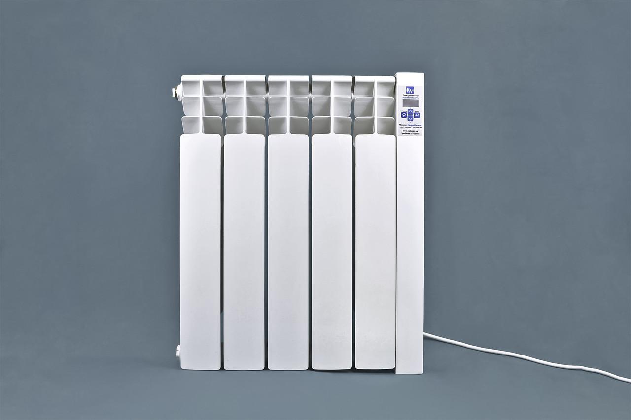 Электрорадиатор ОптиМакс Standard на 5 секции 600Вт
