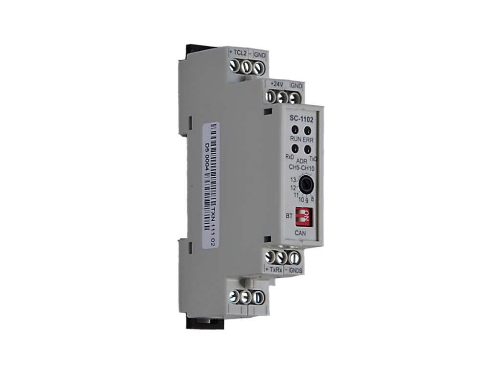 Коммуникационный модуль SC-1102 для CAN