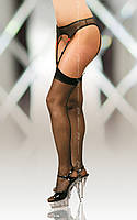 Stockings 5523 - black
