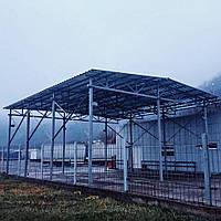 Изготовление металлоконструкции 12х30х4 под заказ . Лучшая цена в Украине., фото 1