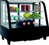 Витрина холодильная настольная FROSTY RTW-100 (Италия), кондитерская витрина настольная
