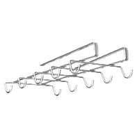 Держатель для чашек Metaltex 14х28х6 см 364928