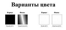 Шафа 4Д Екстазу Чорний лак (Світ Меблів TM), фото 2