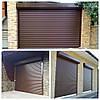 Ворота роллетные в гараж, Размер 2900х2200 мм, алюминиевые автоматические, фото 6