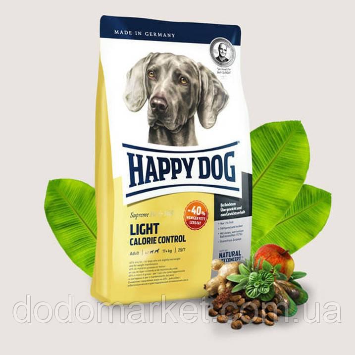 Сухой корм для собак Happy Dog Supreme Light Контроль веса 12.5 кг