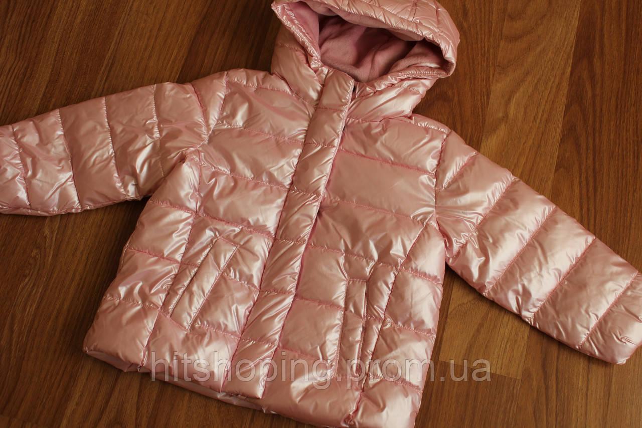 294aabff4 Демисезонная куртка на девочку Baby Club от C&A, рост 92 - HitShoping в  Днепре