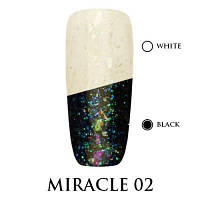 Miracle top Adore Professional без липкого слоя 7,5 мл №2