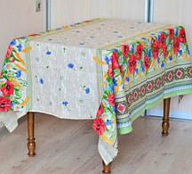 Скатерть на стол из льна (1001/20)