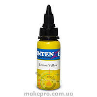 15 ml Intenze Lemon Yellow