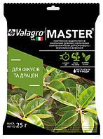Добриво Master для фікусів и драцен (25г) Valagro
