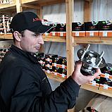 Усиленный Подшипник ступицы Kia Picanto Киа Пиканто (2011-) VKBA7710. Передний. SHAFER Австрия, фото 5