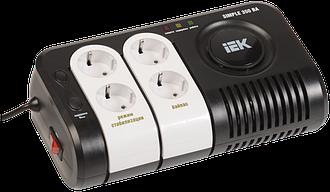 Стабилизатор напряжения Simple 0,35 кВА электронный переносной, IEK
