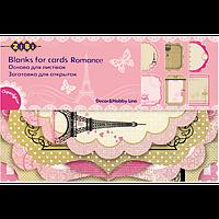 Заготовка для открыток Romance Zibi ZB.18201-AF