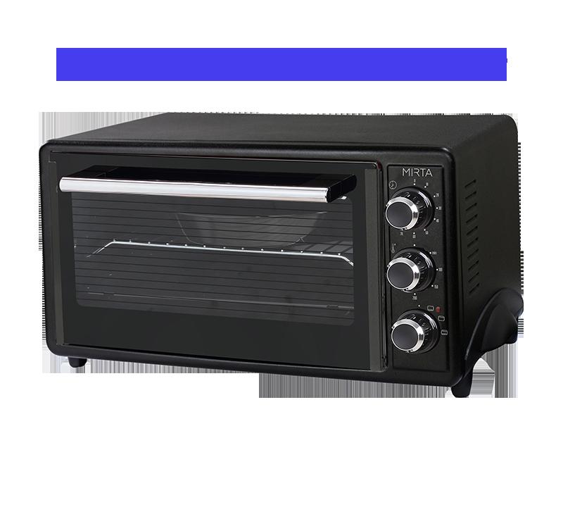Электрическая духовка Mirta MO-0045B (ростерная)