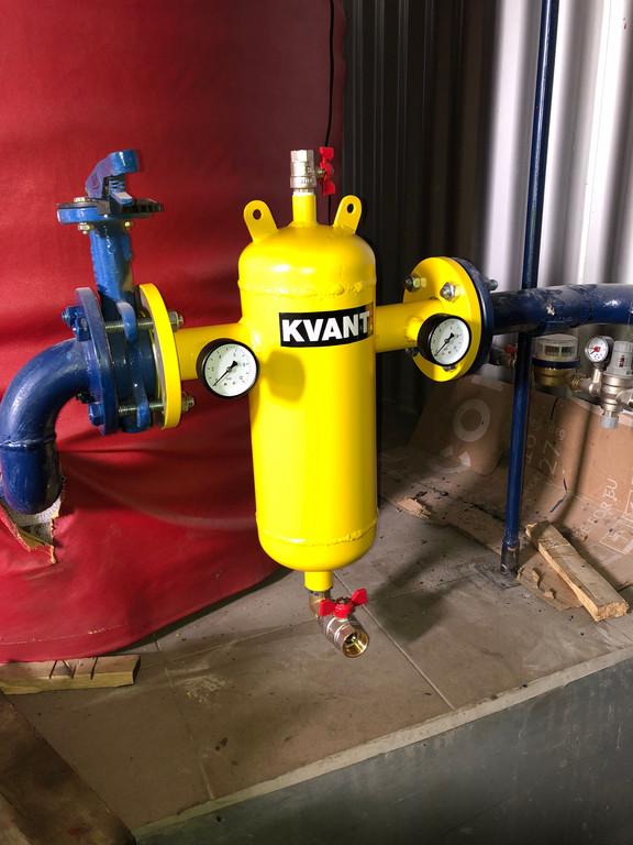 Сепаратор шлама KVANT Laboratory