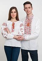 Парные вышиванки украинские, арт. 4185+4222