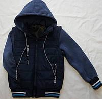 Детская демисезонная  куртка оптом на 2-6 лет 74