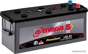 Аккумулятор 6СТ-140 А3 Евро A-MEGA PREMIUM (M5)