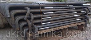 Фундаментный анкерный болт М18х1000 ТИП 1.1 ГОСТ 24379.1-80, фото 2