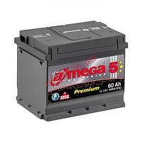 Аккумулятор 6СТ-60 А3 Евро A-MEGA PREMIUM (M5)