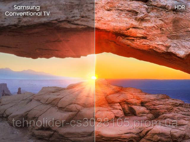 HDR контент с улучшенной четкостью фото