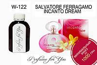 Женские наливные духи Incanto Dream Сальваторе Феррагамо  125 мл