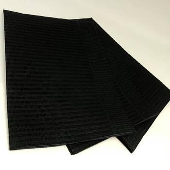 Салфетки для стола черные, 10 шт