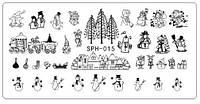 Пластины SPH-015