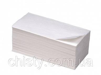 Бумажные полотенца ЕКО+ V-сложения 200шт 2слоя 23*21см 150116