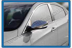 Накладки на зеркала Hyundai Elantra 2011-2015