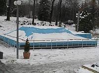 Тент на бассейн, накрытие на бассейн Тарпаулин, фото 1