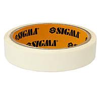Скотч малярный 25ммх20м Sigma (8402121)