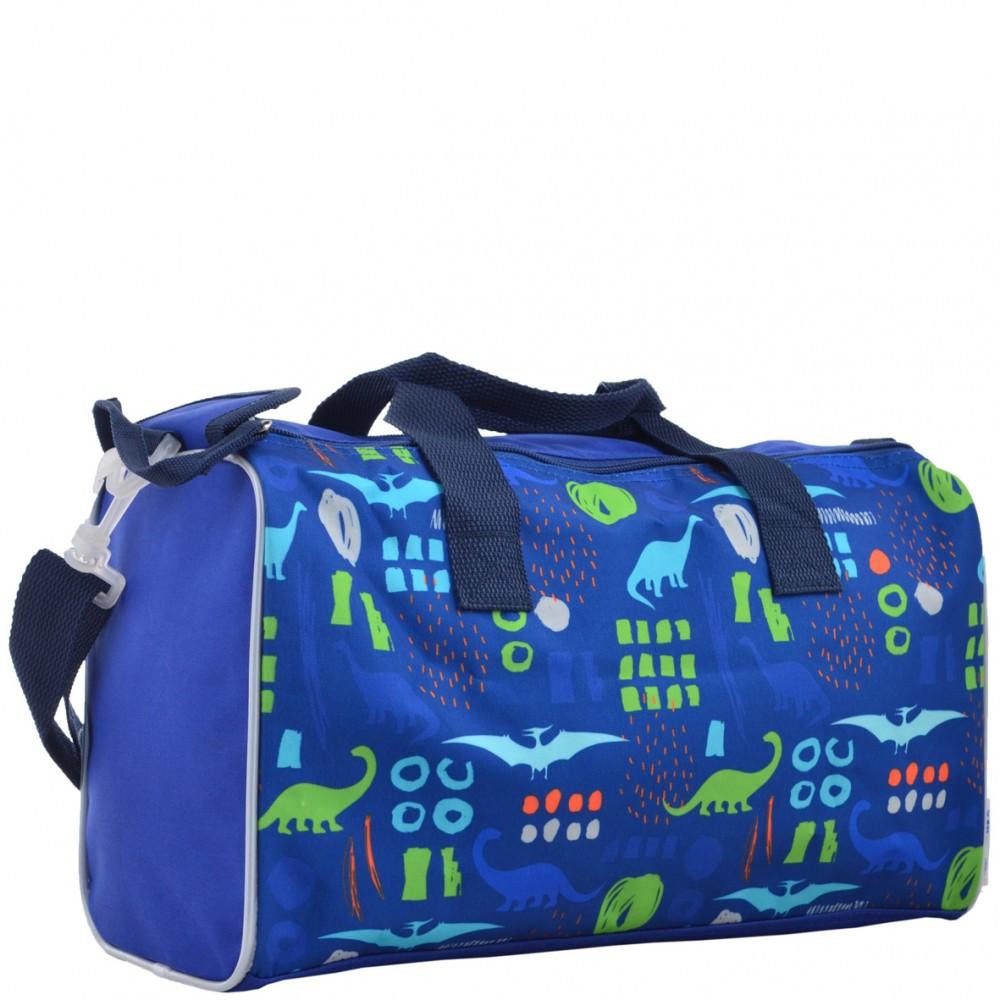 4acabbbf2afb Спортивная детская сумка YES 34х20х16 см 11 л для мальчиков Dinosaurs  (555567)