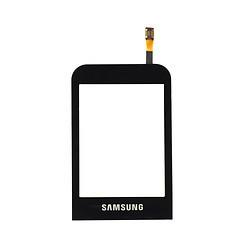 Сенсорний екран для смартфону Samsung C3300, чорний