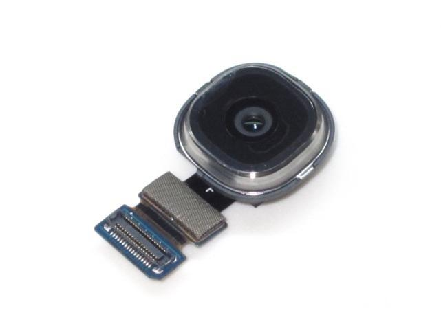 Камера для смартфонів Samsung i9505 Galaxy S4, з шлейфом, чорна, демонтована з телефону