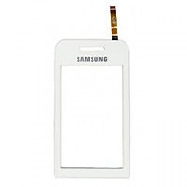 Сенсорний екран для смартфону Samsung S5230 Star, білий