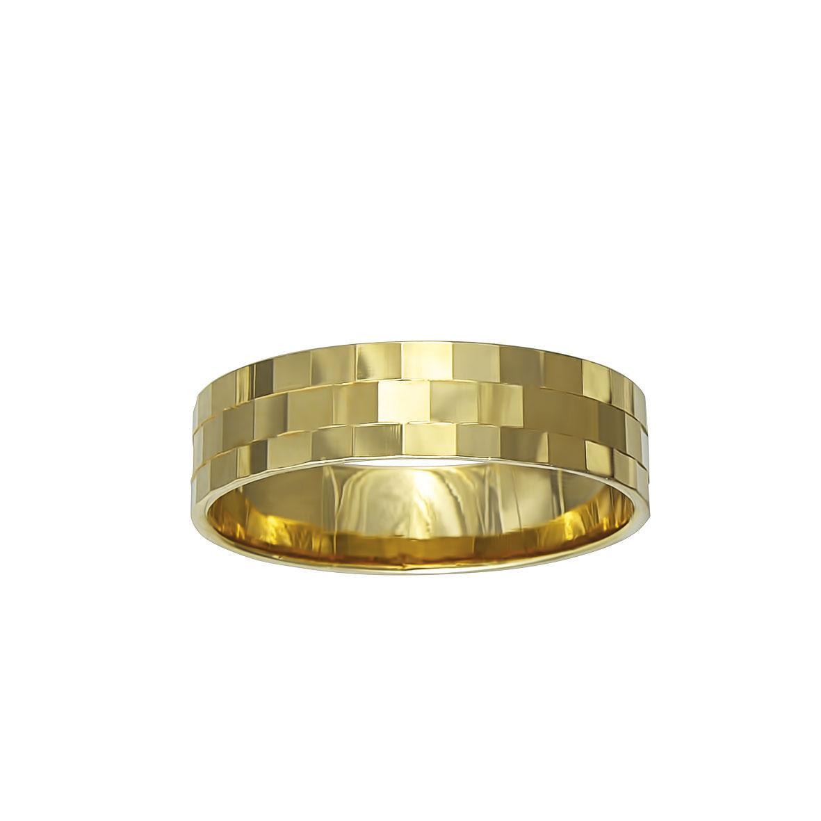 Обручальное кольцо 585