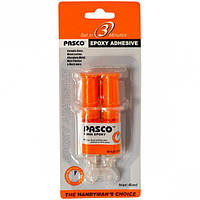 Клей «Pasco» эпоксидный 2-х компонентный 6 мл                Н-010