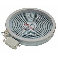 Конфорка (ТЭН-спираль) для стеклокерамической варочной поверхности Whirlpool 481231018887